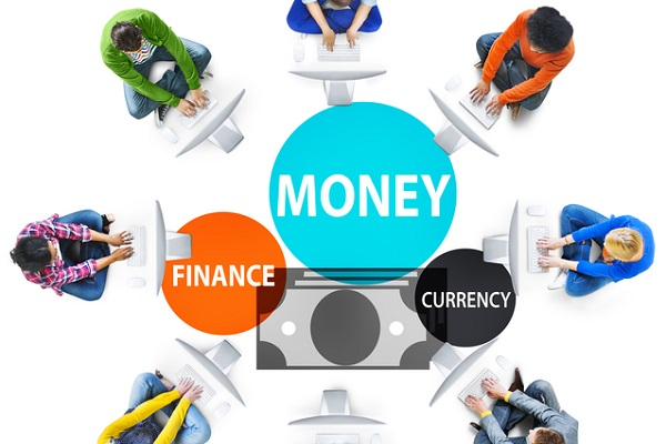 Money Finance Currency Investment Economy Banking Concept